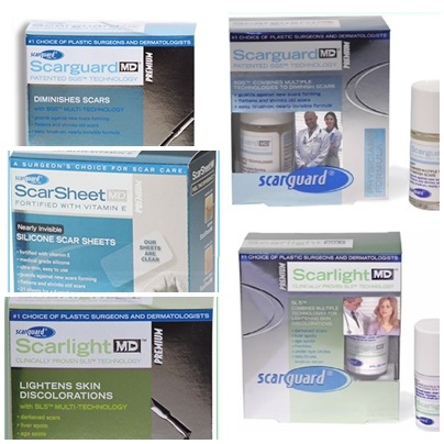 Bộ sản phẩm trị sẹo lồi, sẹo thâm hiệu quả số 1 trên thế giới